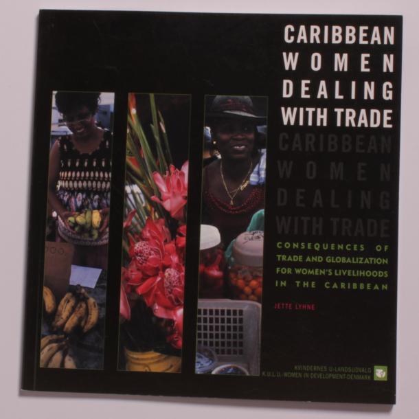 """Bog: """"Caribiens Kvinder handler"""""""