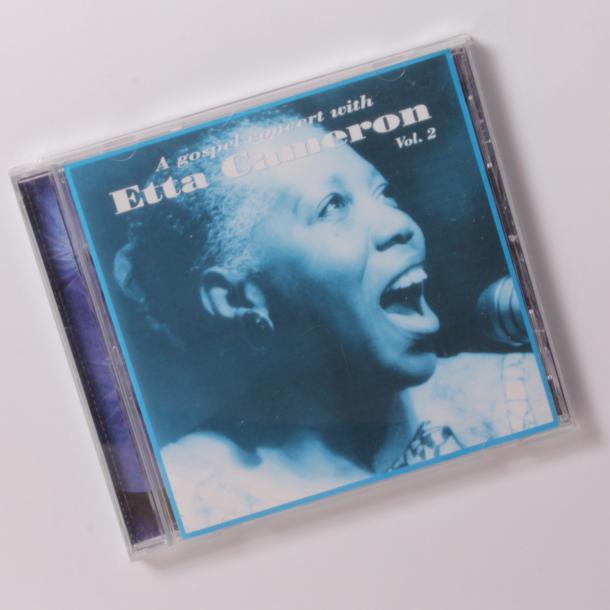 CD med Etta Cameron